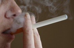 FDA concerned about the safety of e-cigarettes.