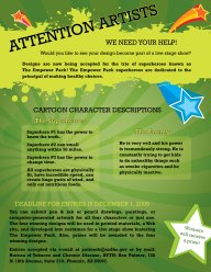 The Empower Pack contest flyer