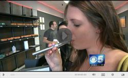 Click the Image to Go to the KPHO site where you can watch the video
