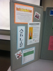 Another View of the Poster from Yavapai County