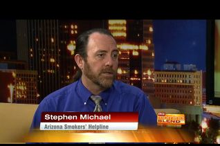 "ASHLine Director talks about Quitting on ""The Morning Blend"""