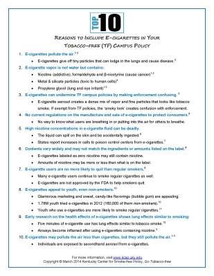 e-cig fact sheet, univ of kentucky, 4-9-14_Page_1